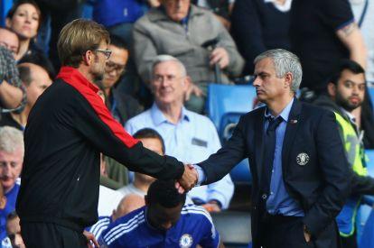 Mourinho vs Klopp