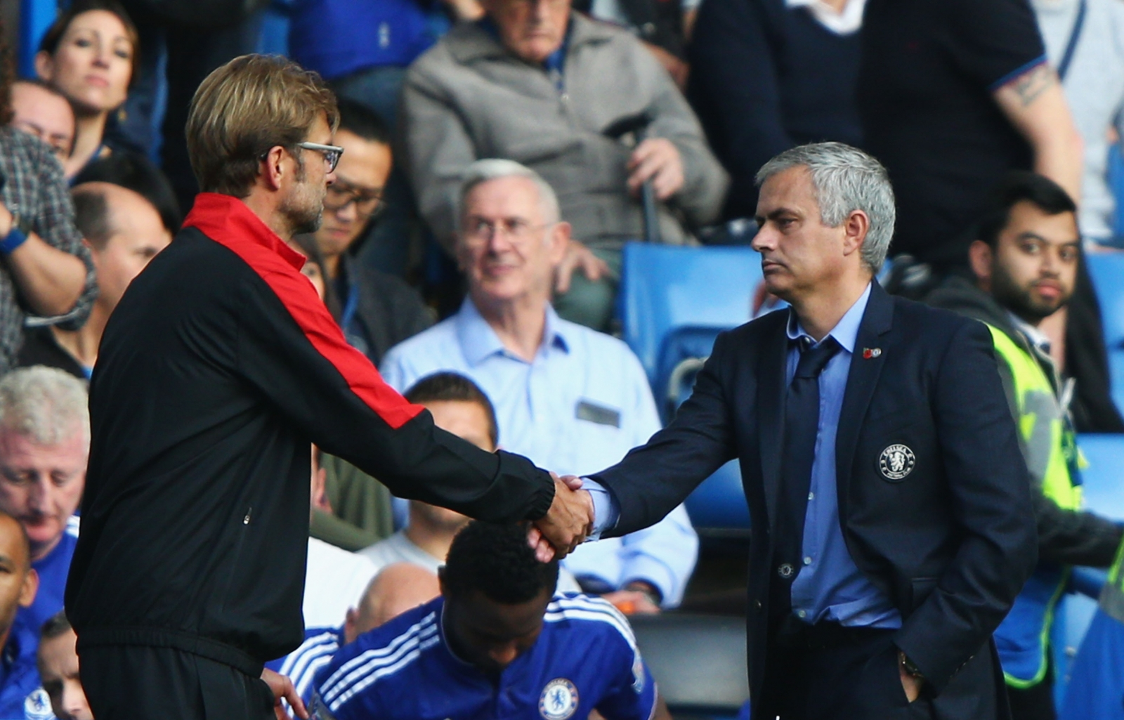 Liverpool vs Man Utd: Klopp and Mourinho reflect on disappointing 0-0 draw