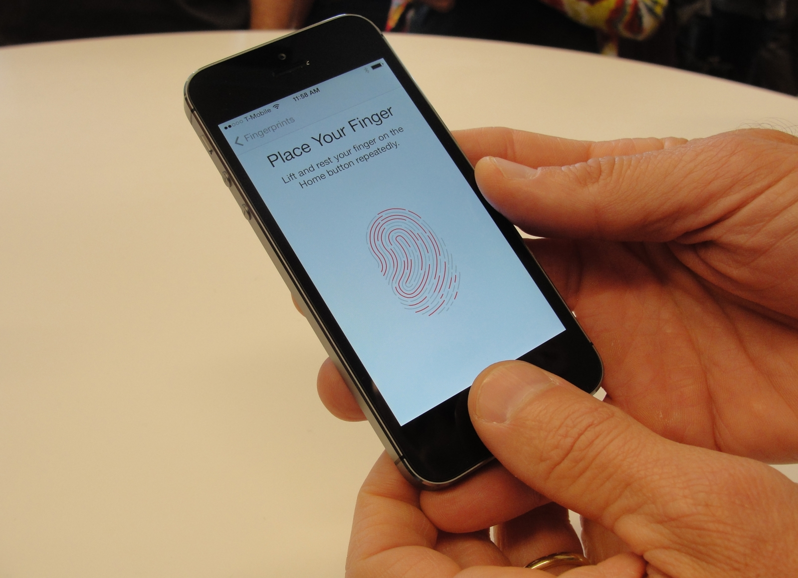 Feds requested right to demand anyone's fingerprints to open phones, court documents reveal