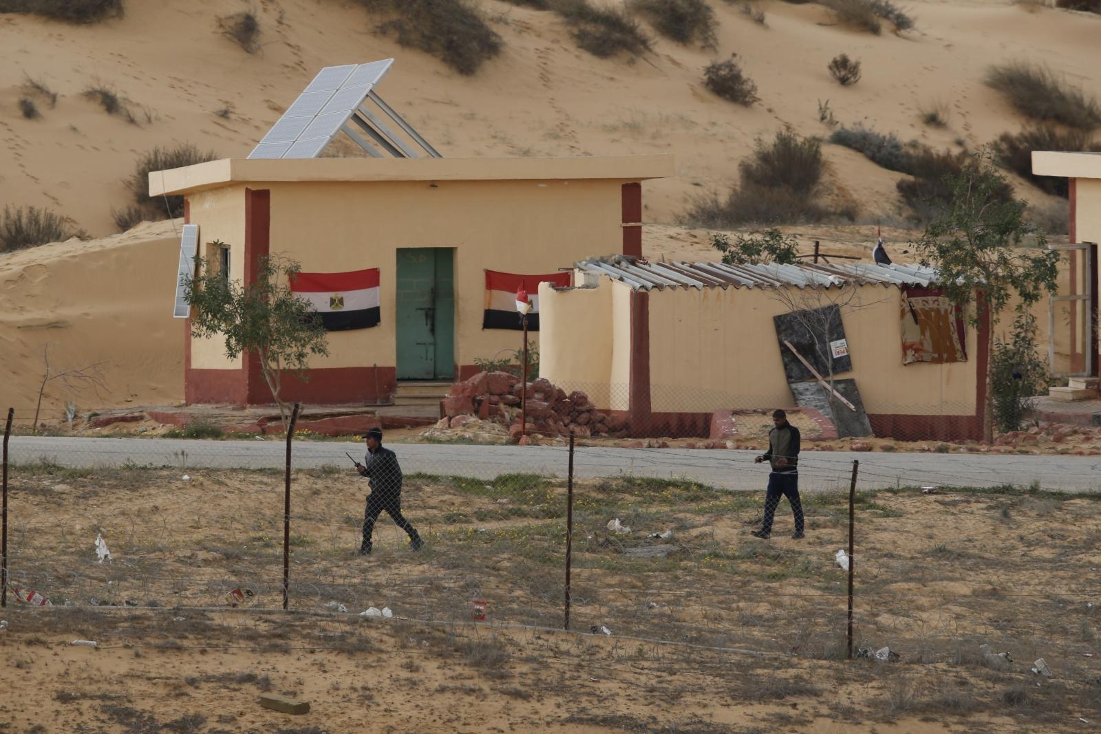 Egypt Sinai Peninsula attack