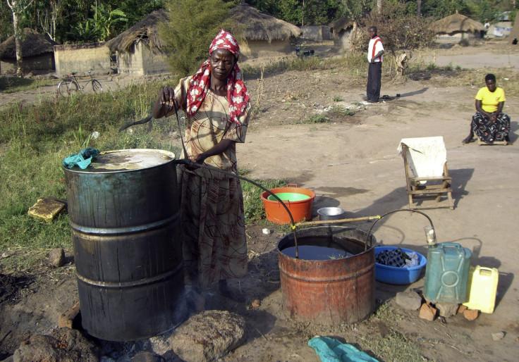 Alcohol in Uganda
