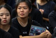 Thailand in mourning