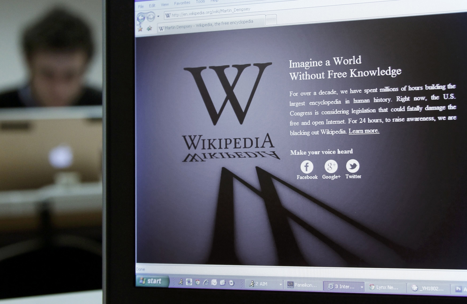 wiki anonymous social media