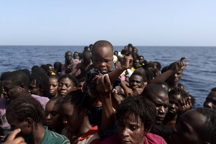 Migrants crisis