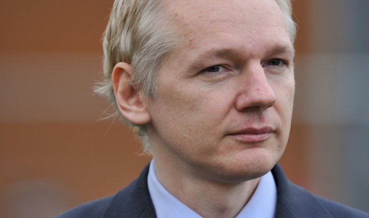 WikiLeaks claims Ecuador cut off Assange's internet after Clinton's Goldman Sachs dump