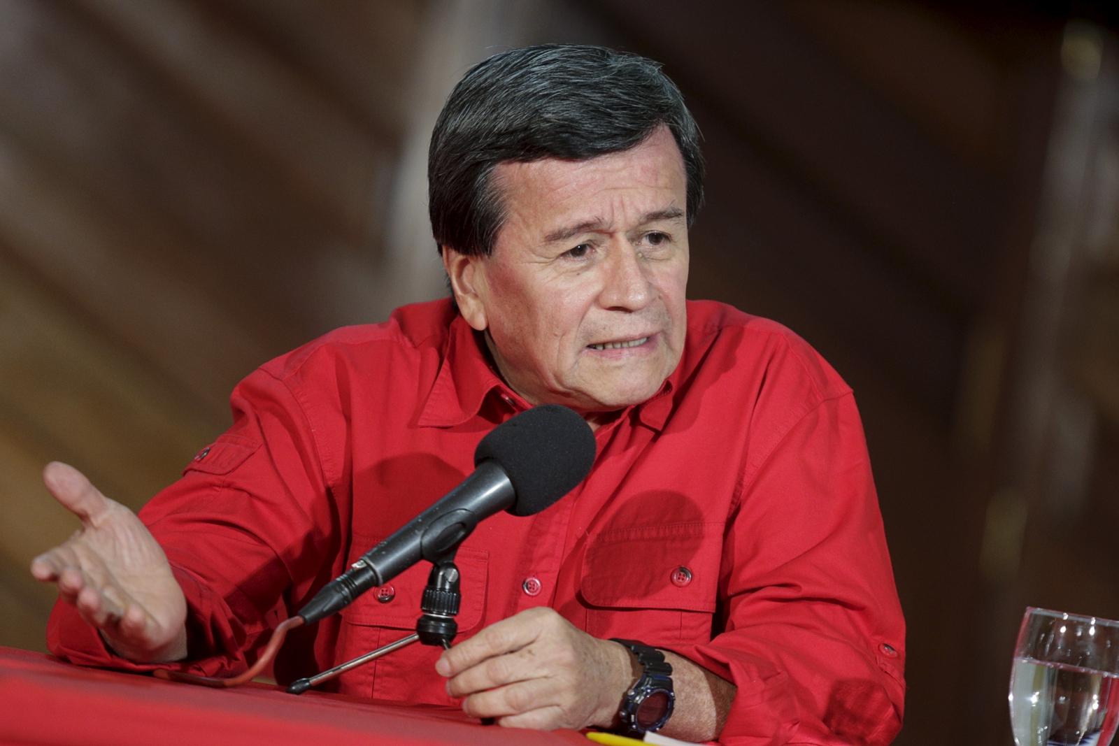 Pablo Beltran, ELN