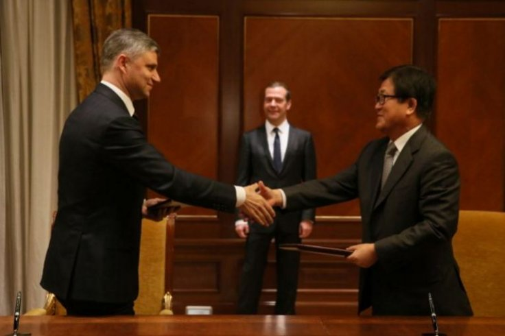 Samsung signs MOU with Russian Railways