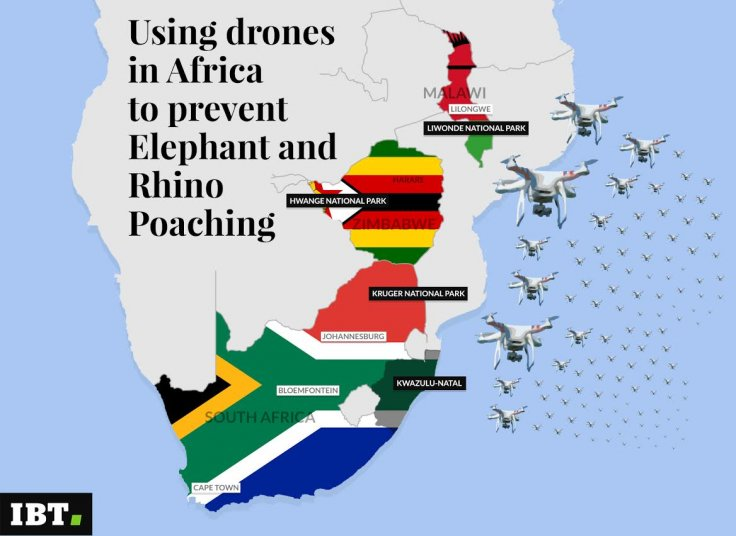 Using drones to fight poaching
