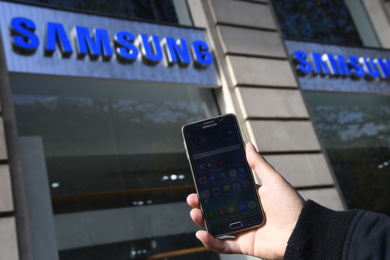 Samsung UK to replace active Galaxy Note7