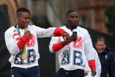 Team GB Victory Parade
