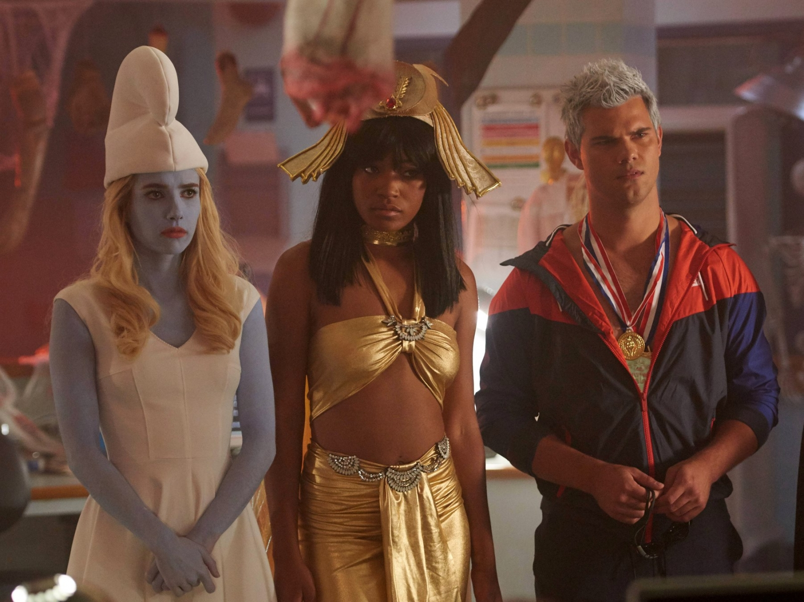 Scream Queens episode 2 live online: Chanel gears up to find ...