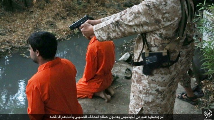 Isis execution photos