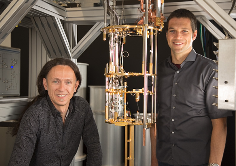 Quantum computing scientists at UNSW