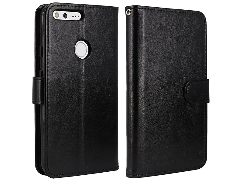 Olixar Leather-Style Wallet Case