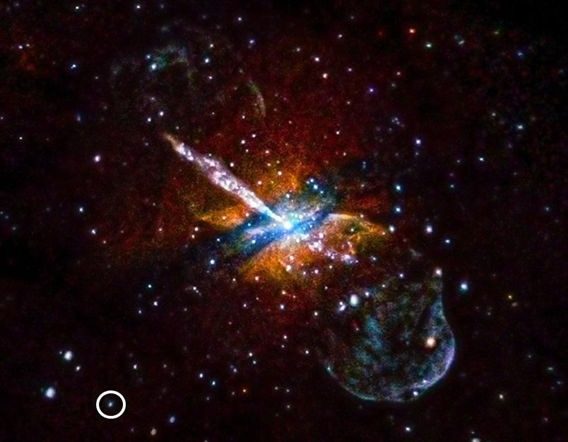 NGC5128 Chandra X-ray