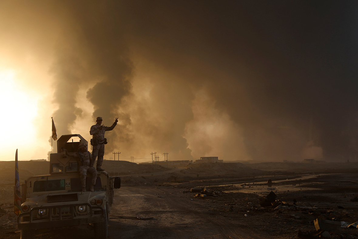 Mosul offensive