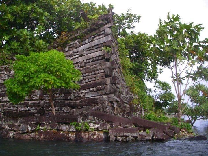 Nan Madol tomb