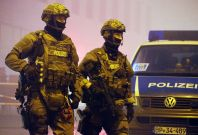 Police special unit in Munich