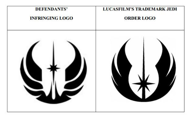 Lucasfilm Star Wars Logo