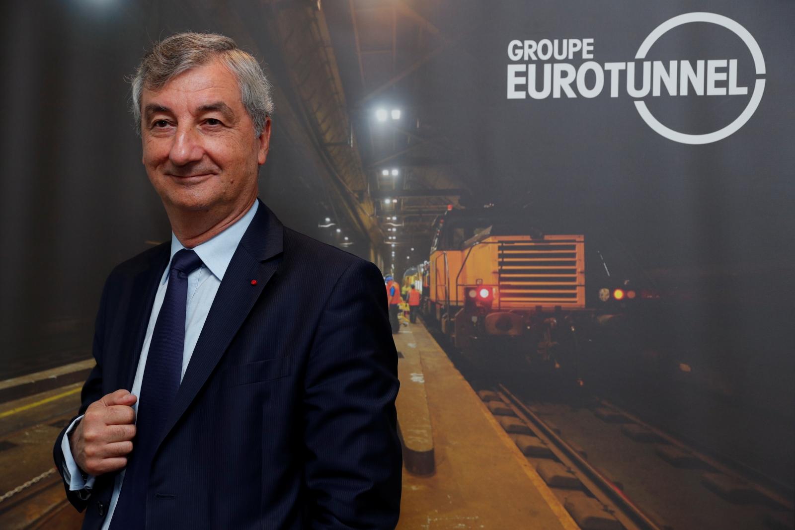 Groupe Eurotunnel posts an increase in Q3 revenues despite decline in Eurostar traffic