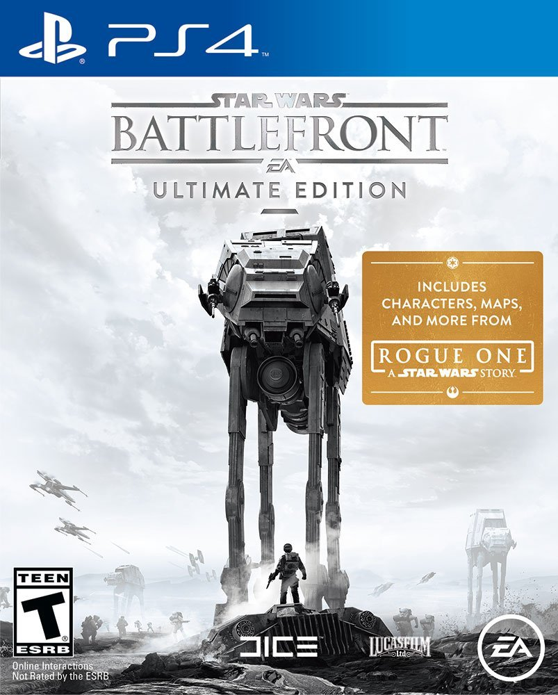 Star Wars Battlefront Ultimate Edition art