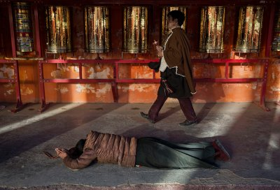 Larung Gar Buddhist institute