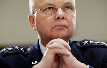 Director Michael Hayden
