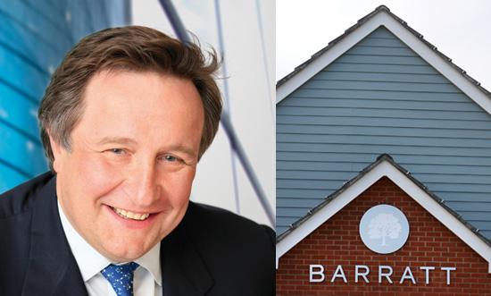 Barratt London director suspended after arrest