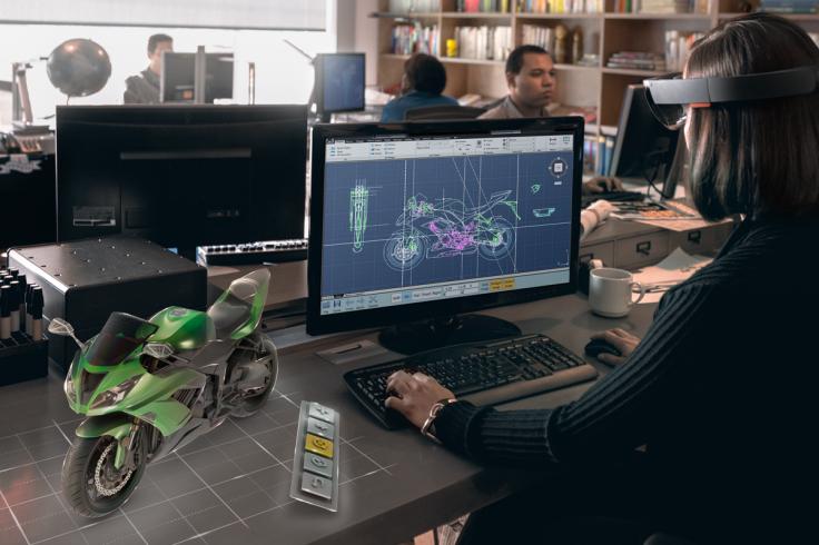Microsoft HoloLens