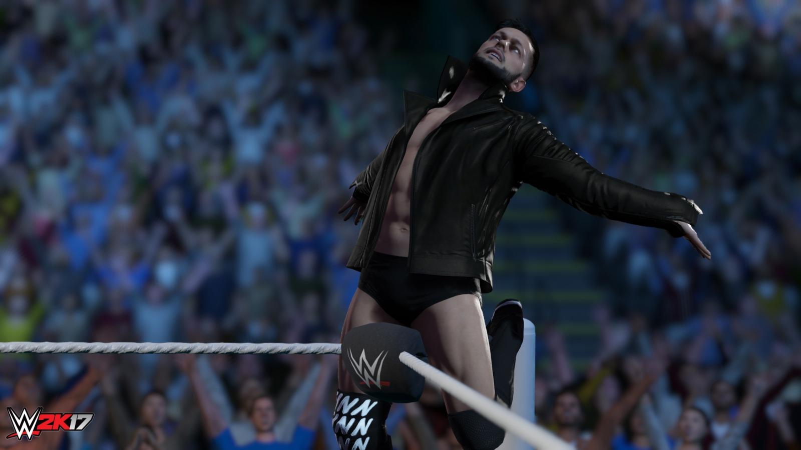 WWE 2K17 Finn Balor