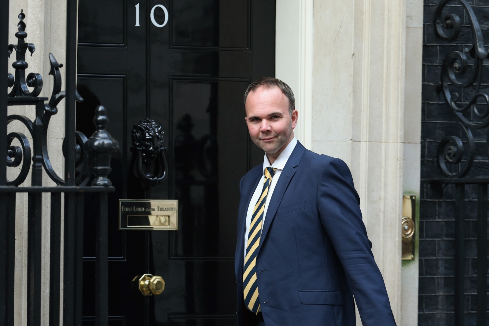 Gavin Barwell housing minister Conservatives