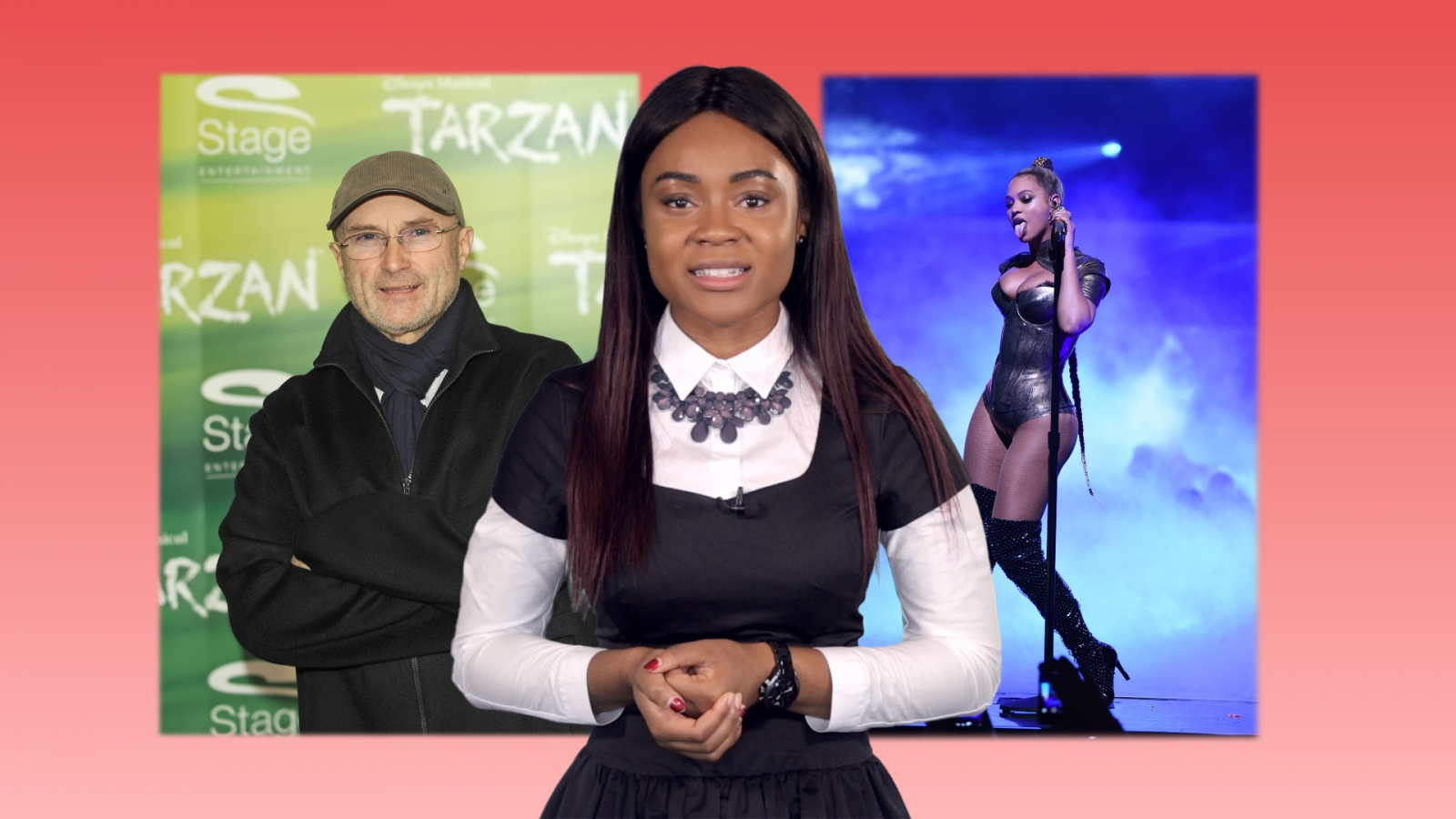 A-list Insider: Phil Collins slams Paul McCartney, Beyonce on-stage injury,  Azealia Banks v Russell Crowe