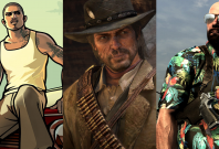 Rockstar Trailers Red Dead GTA Max Payne