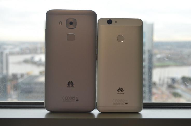 Huawei Nova and Nova Plus Design