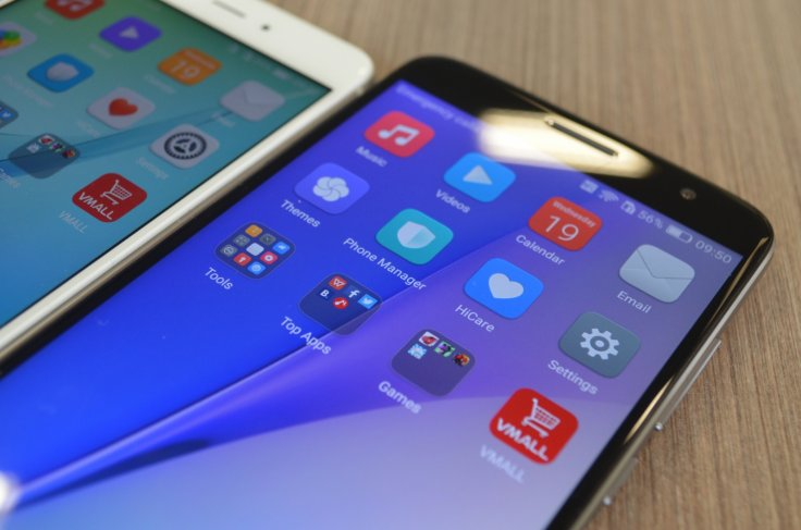Huawei Nova Emotion UI