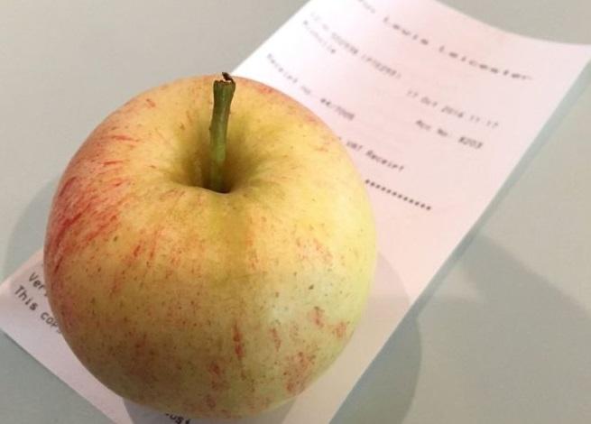 Pattison apple