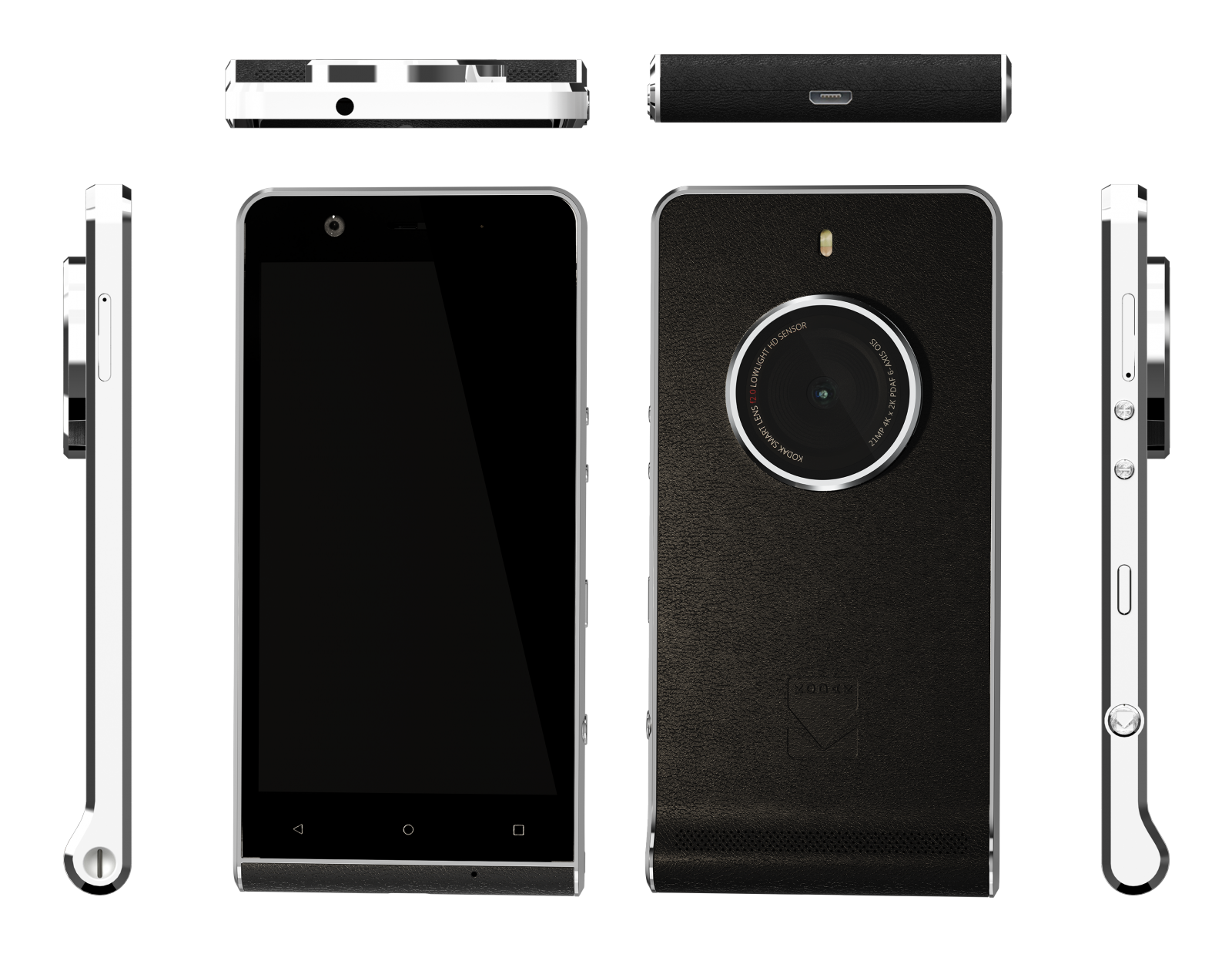Would you buy a Kodak smartphone aimed at photo fans?