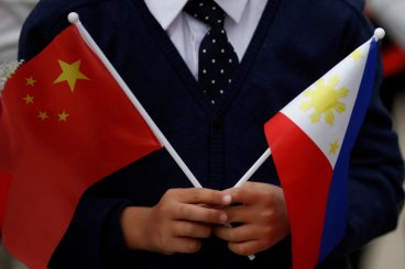 Duterte's China visit