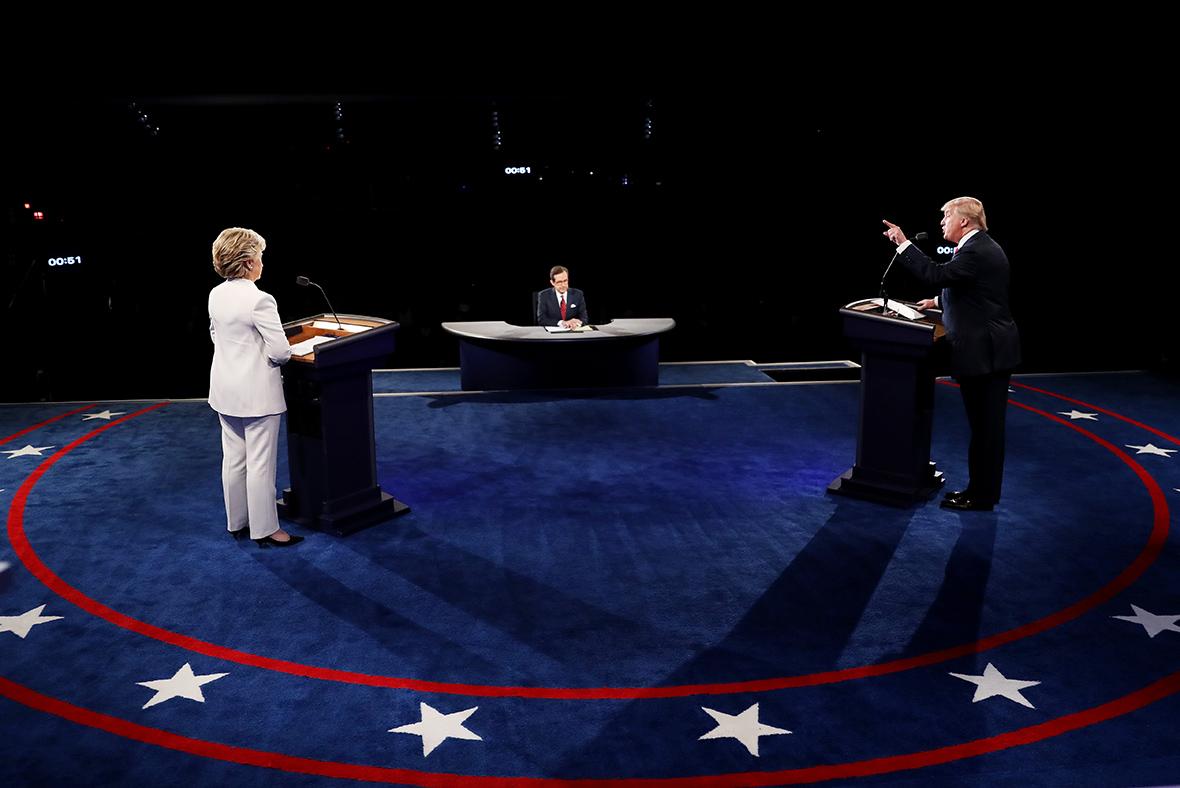 US presidential debate