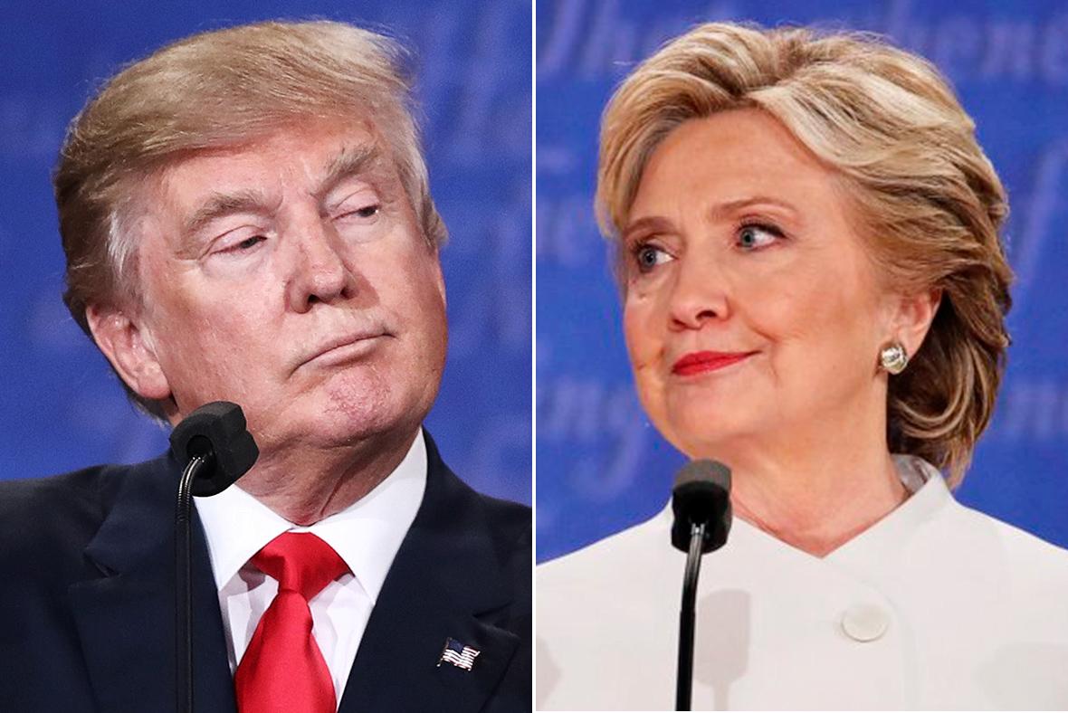 US elections third debate: Donald Trump and Hillary Clinton clash