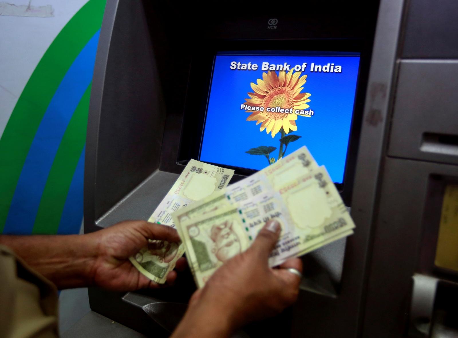 India debit card hack
