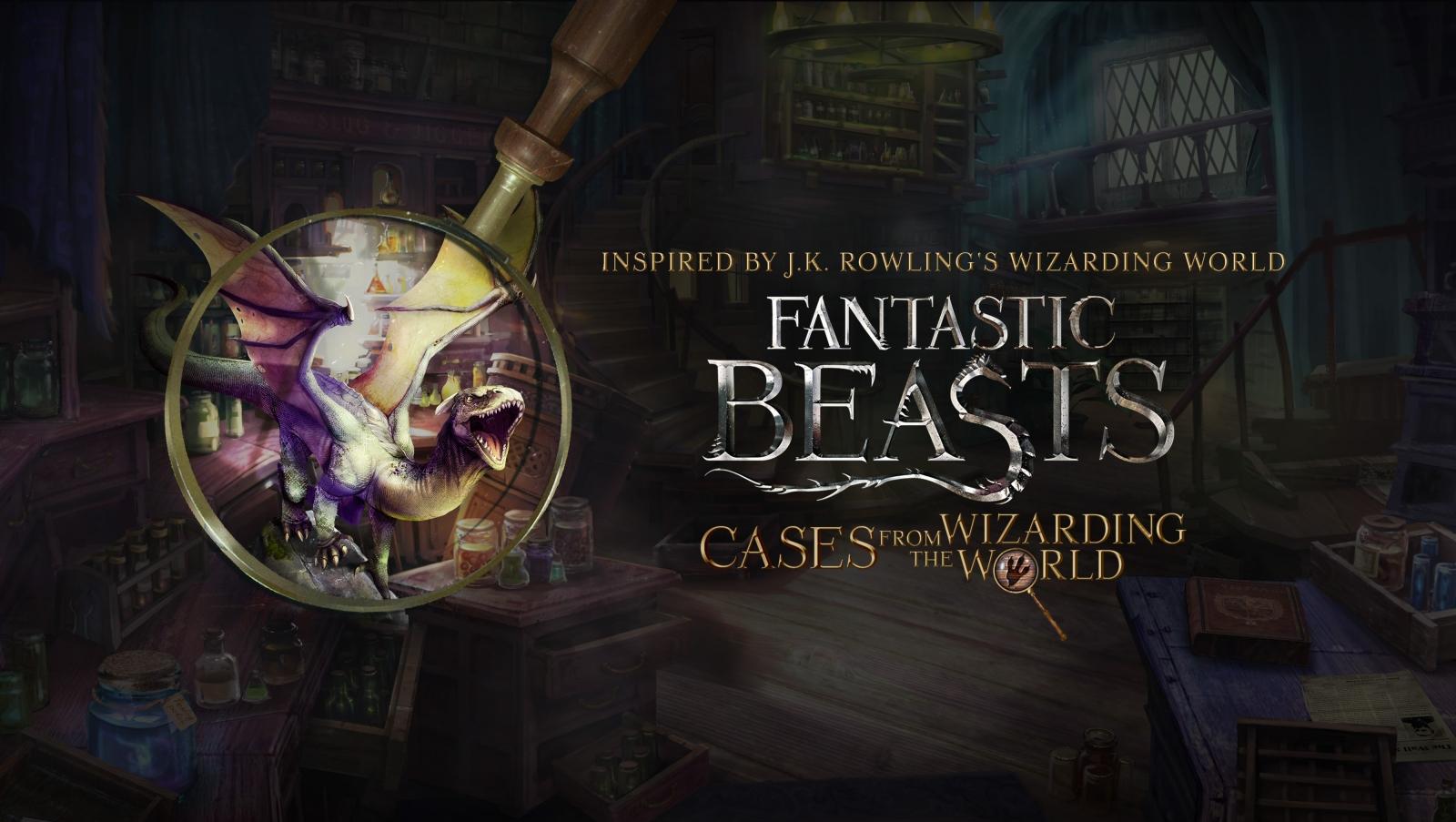 Fantastic Beasts mobile game
