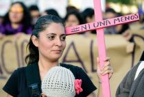 Argentina: violence against women