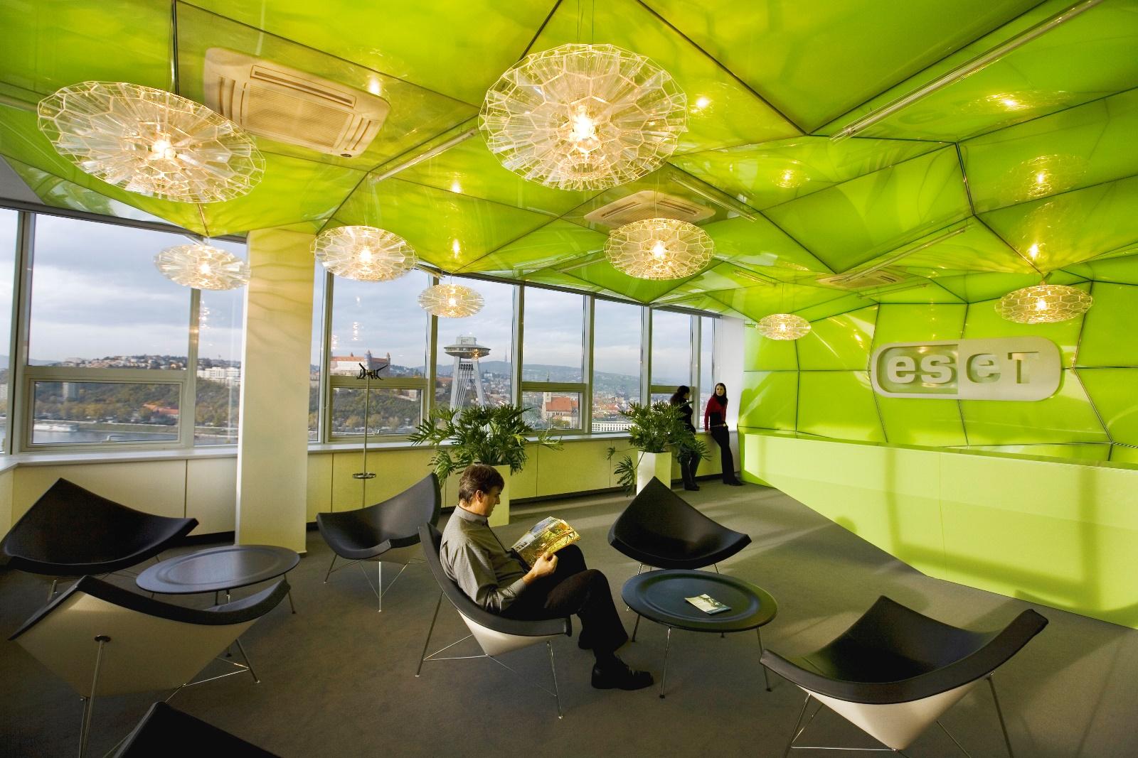 ESET's head office in Slovakia