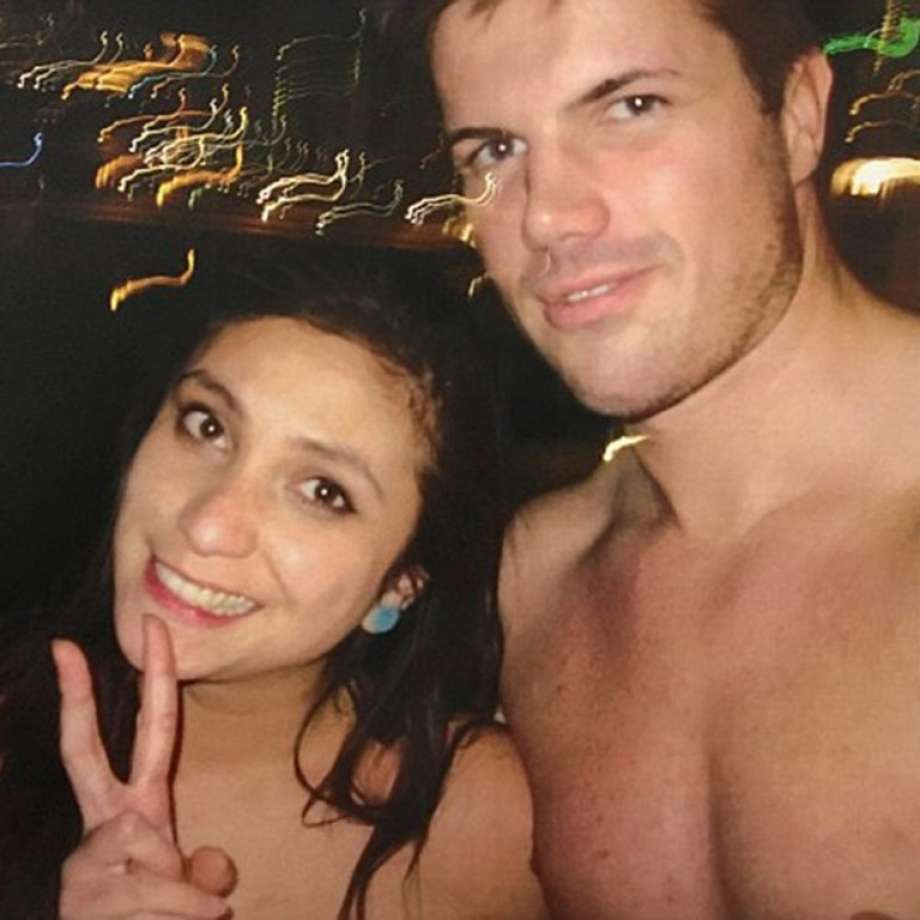 Warriella Wright and Gable Tostee