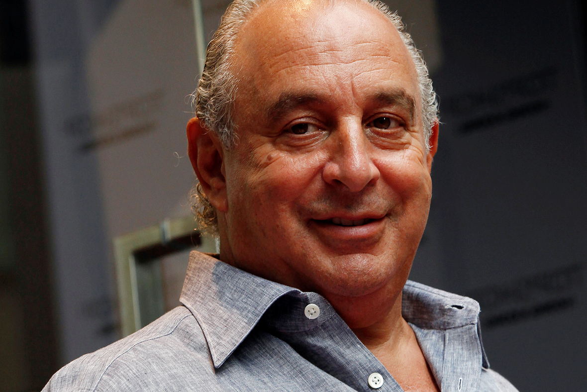 Sir Philip Green In Line For  U00a315m Refund After Rescuing Bhs Pension Scheme