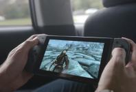 Nintendo Switch Skyrim