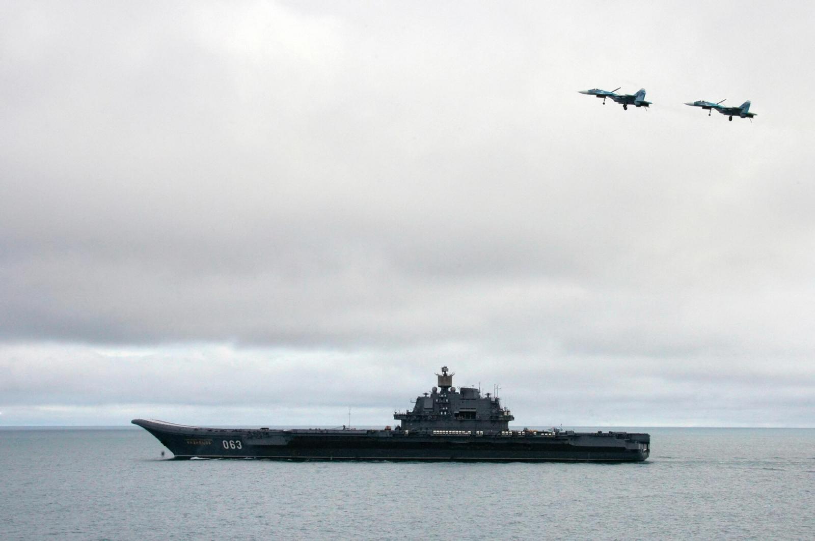 Admiral Kuzhetsov