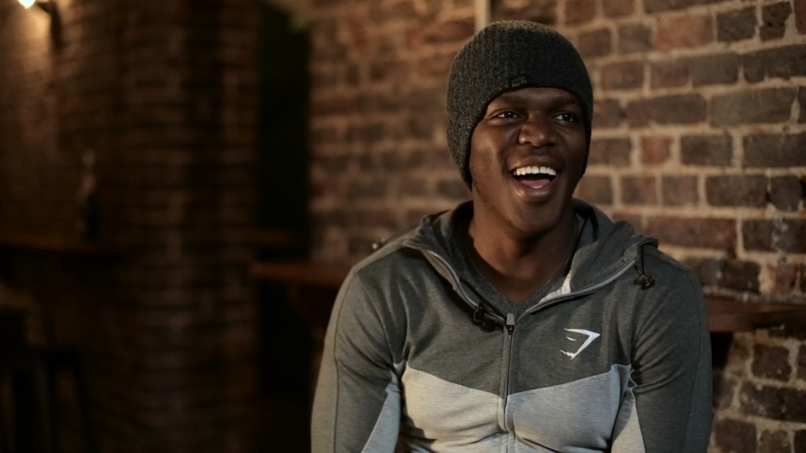 KSI interview