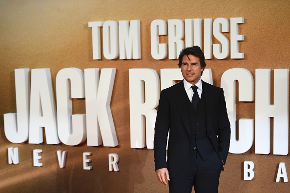 Jack Reacher London premiere